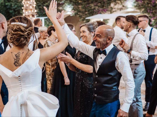 Il matrimonio di Claudio e Mariateresa a Ostuni, Brindisi 139