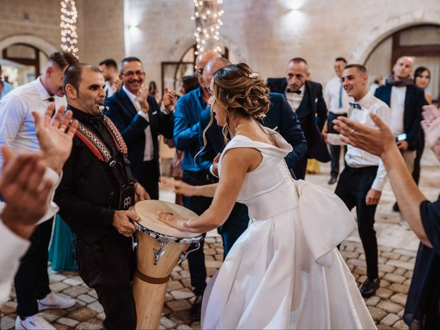 Il matrimonio di Claudio e Mariateresa a Ostuni, Brindisi 140