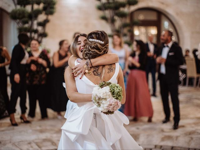 Il matrimonio di Claudio e Mariateresa a Ostuni, Brindisi 147