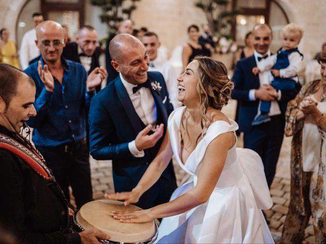 Il matrimonio di Claudio e Mariateresa a Ostuni, Brindisi 149
