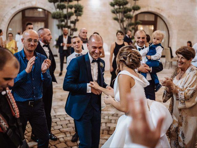 Il matrimonio di Claudio e Mariateresa a Ostuni, Brindisi 150