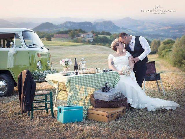 Il matrimonio di Maicol e Lucia a San Marino, San Marino 2