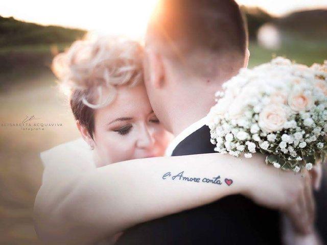 Il matrimonio di Maicol e Lucia a San Marino, San Marino 7