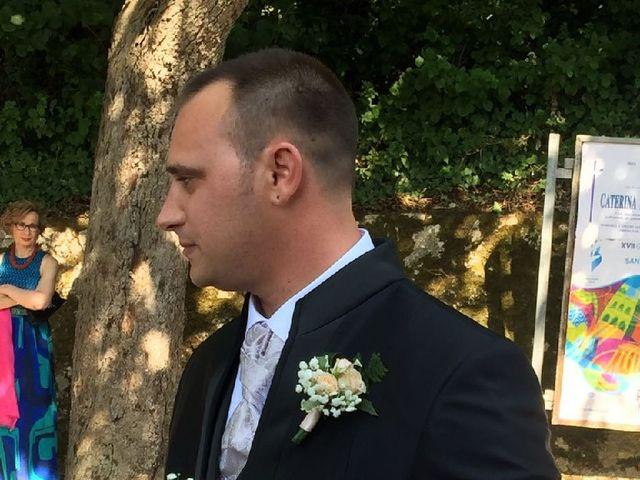 Il matrimonio di Maicol e Lucia a San Marino, San Marino 18