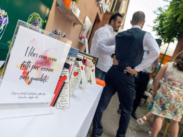 Il matrimonio di Andrea e Laura a Milano, Milano 5