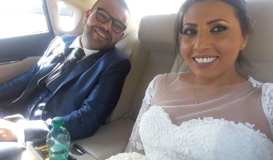 Il matrimonio di Antonio e Valentina a San Giorgio a Cremano, Napoli