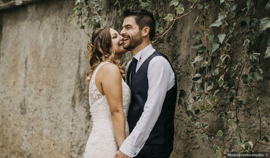 Il matrimonio di Andrea e Vanessa a Pinerolo, Torino