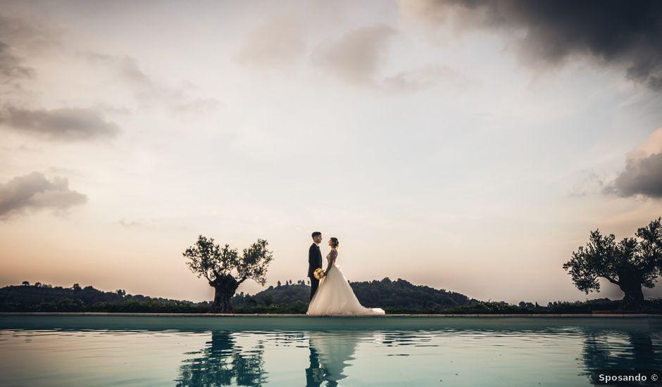 Il matrimonio di Elisa e Jonathan a Palaia, Pisa