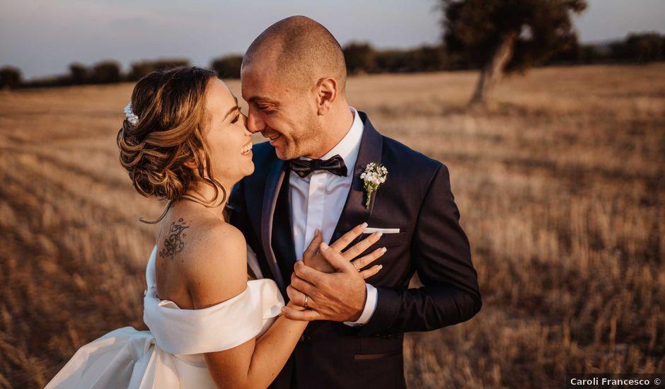 Il matrimonio di Claudio e Mariateresa a Ostuni, Brindisi