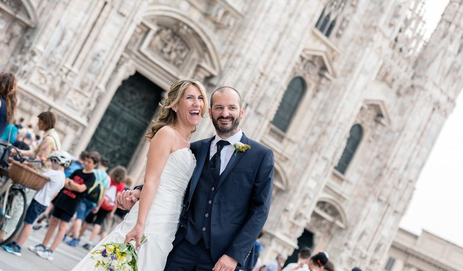 Il matrimonio di Andrea e Laura a Milano, Milano