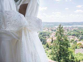 le nozze di Alessandra e Pietro 1