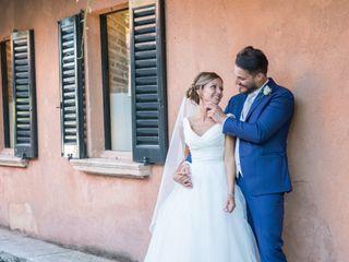 Le nozze di Alessandra e Pietro