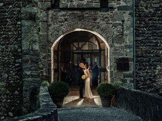 Le nozze di Enza e Mauro