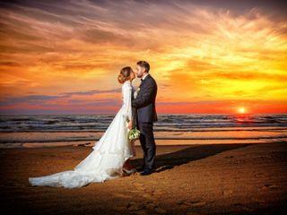 Le nozze di Vincenzo e Raffaella