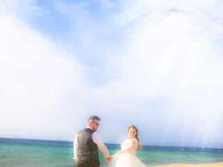 Le nozze di Tony e Jessica  1