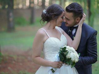 Le nozze di Selenia e Piersilvio