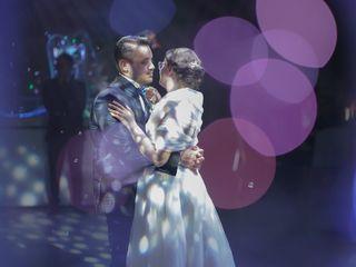 Le nozze di Selenia e Piersilvio 1