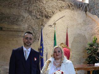 Le nozze di Pamela e Christian  1