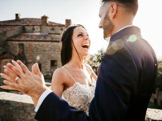 Le nozze di Elisa e Gabriele