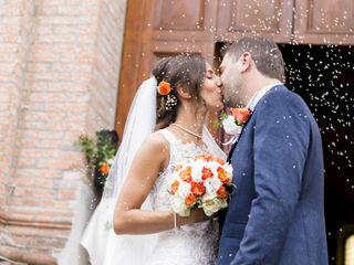 Le nozze di Valentina e Rikard