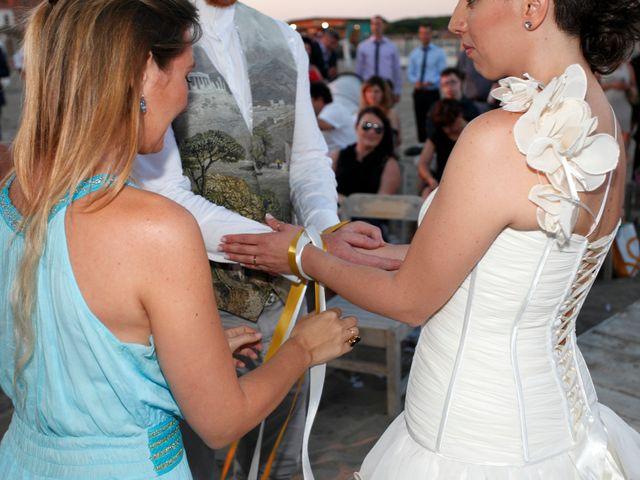 Il matrimonio di Francesco e Elisa a Maccarese, Roma 10