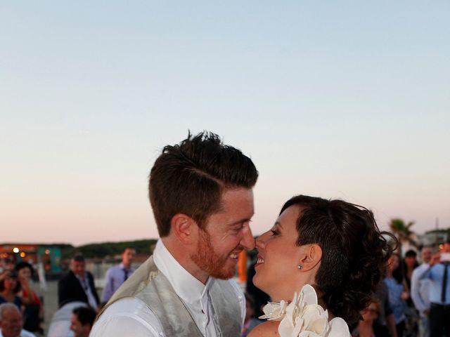Il matrimonio di Francesco e Elisa a Maccarese, Roma 12