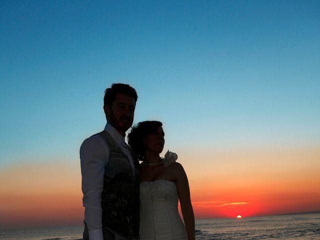 Il matrimonio di Francesco e Elisa a Maccarese, Roma 17