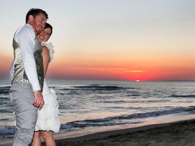 Il matrimonio di Francesco e Elisa a Maccarese, Roma 20