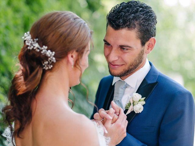 Il matrimonio di Francesco e Michela a Monteforte d'Alpone, Verona 3