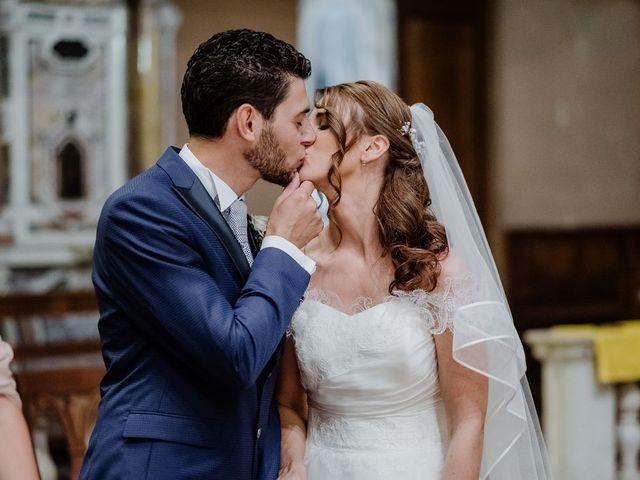 Il matrimonio di Francesco e Michela a Monteforte d'Alpone, Verona 5