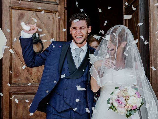 Il matrimonio di Francesco e Michela a Monteforte d'Alpone, Verona 6