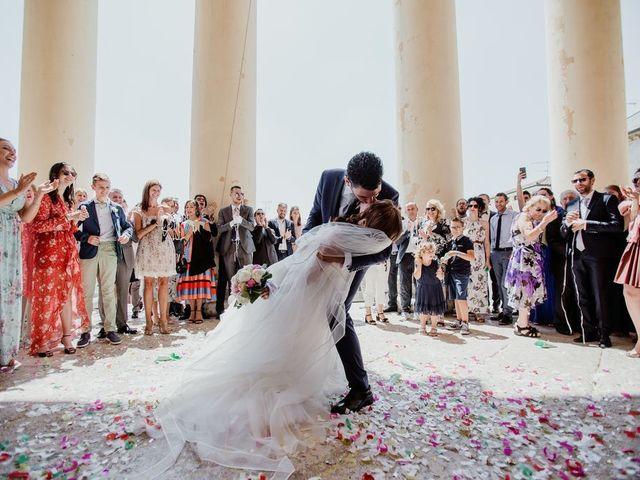Il matrimonio di Francesco e Michela a Monteforte d'Alpone, Verona 1