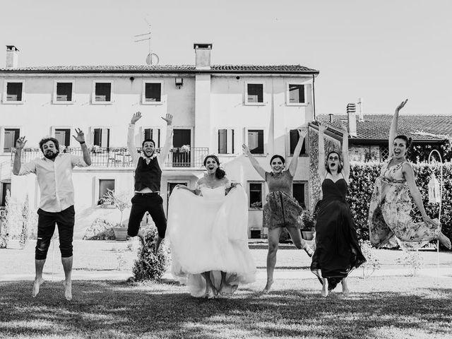 Il matrimonio di Francesco e Michela a Monteforte d'Alpone, Verona 18