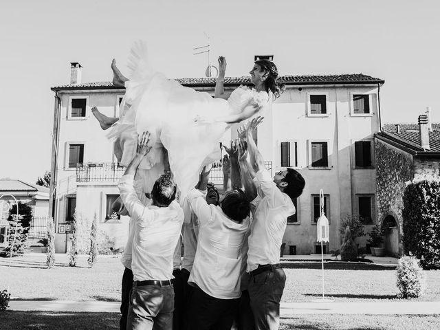 Il matrimonio di Francesco e Michela a Monteforte d'Alpone, Verona 20