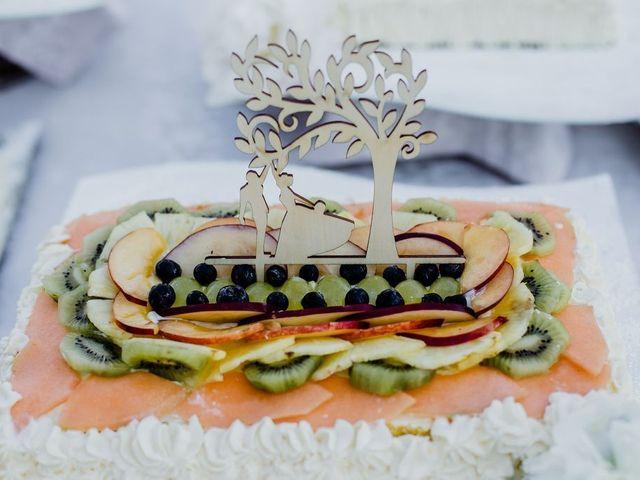 Il matrimonio di Francesco e Michela a Monteforte d'Alpone, Verona 21