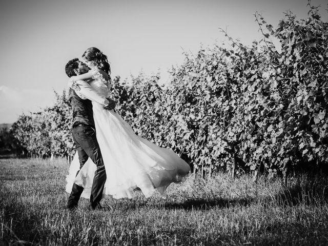 Il matrimonio di Francesco e Michela a Monteforte d'Alpone, Verona 23