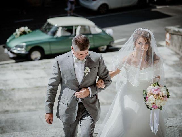 Il matrimonio di Francesco e Michela a Monteforte d'Alpone, Verona 31