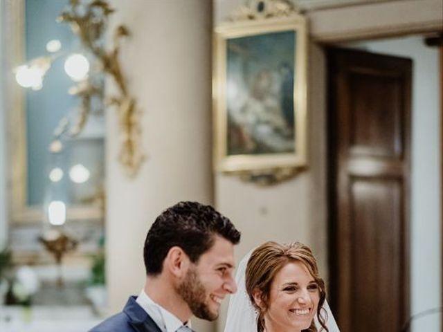 Il matrimonio di Francesco e Michela a Monteforte d'Alpone, Verona 32