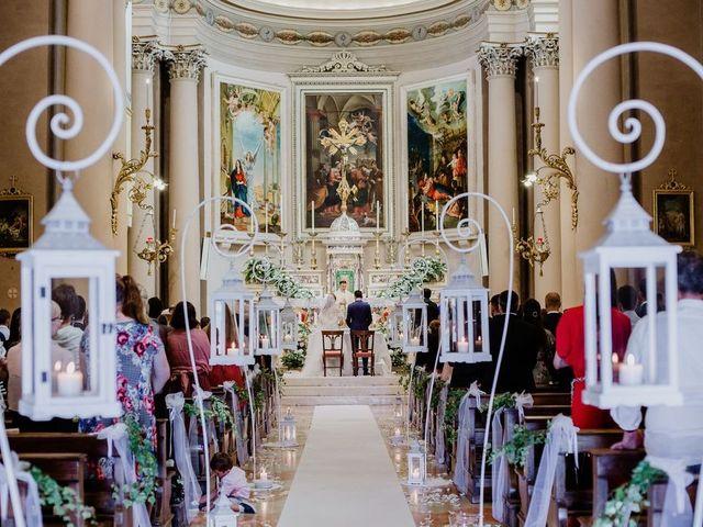 Il matrimonio di Francesco e Michela a Monteforte d'Alpone, Verona 33