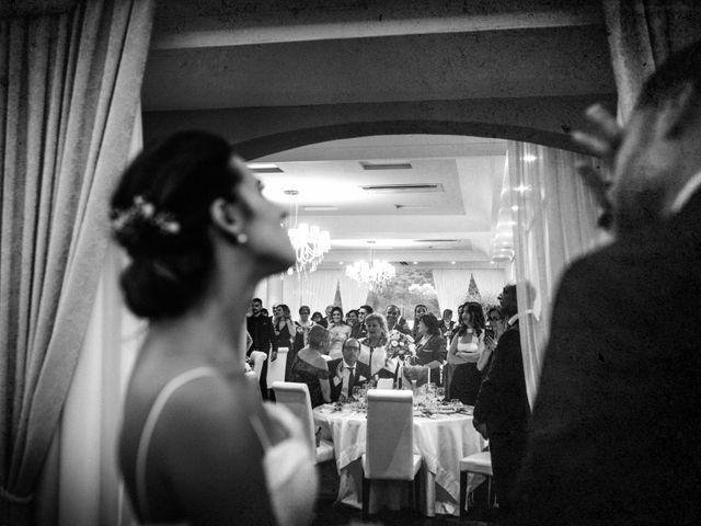 Il matrimonio di Luciano e Margherita a Castel San Giorgio, Salerno 1