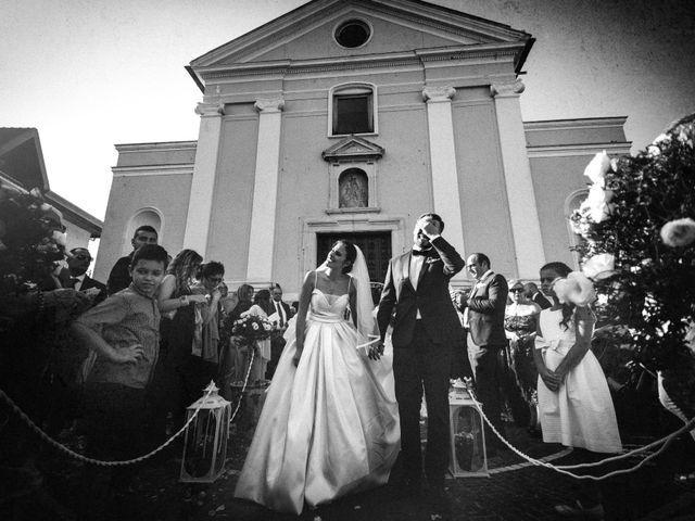 Il matrimonio di Luciano e Margherita a Castel San Giorgio, Salerno 6
