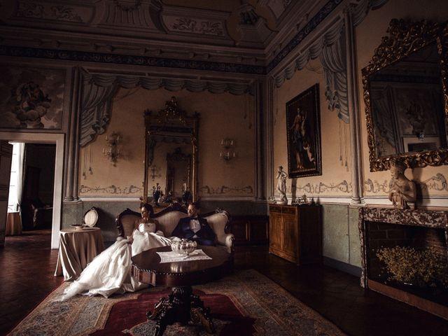 Il matrimonio di Luciano e Margherita a Castel San Giorgio, Salerno 9