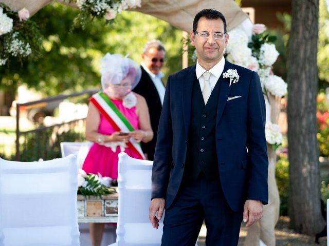 Il matrimonio di Raffaele e Monica a Cassolnovo, Pavia 18