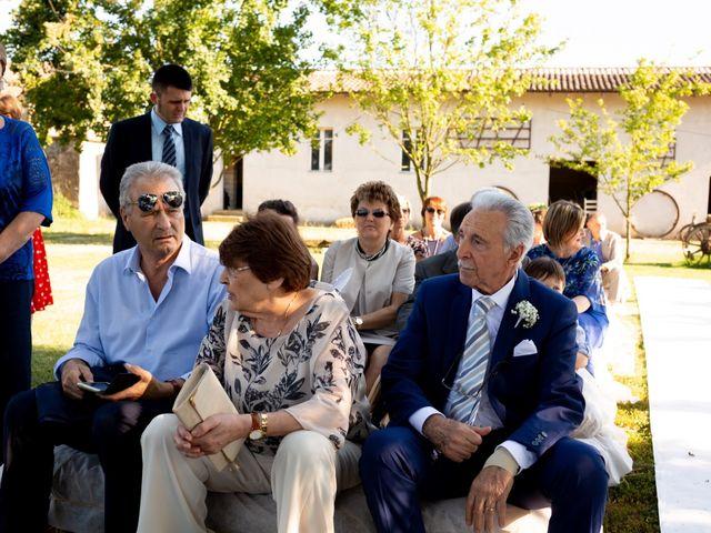 Il matrimonio di Raffaele e Monica a Cassolnovo, Pavia 24