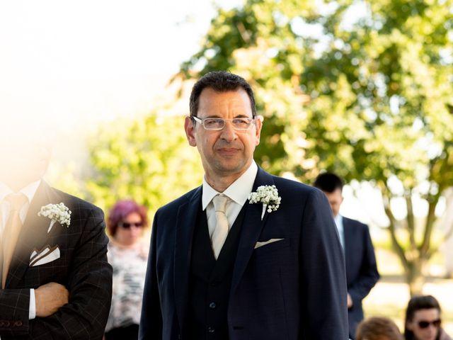 Il matrimonio di Raffaele e Monica a Cassolnovo, Pavia 25