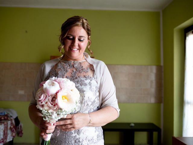 Il matrimonio di Raffaele e Monica a Cassolnovo, Pavia 27