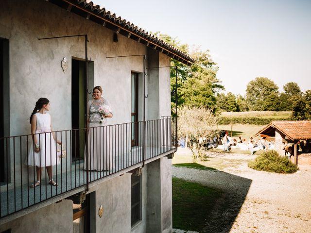 Il matrimonio di Raffaele e Monica a Cassolnovo, Pavia 28