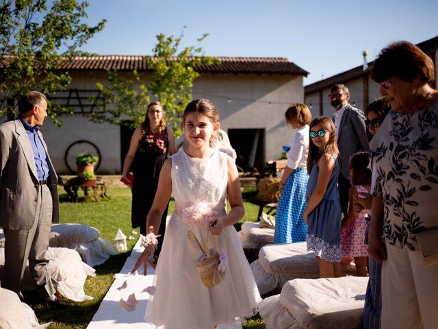 Il matrimonio di Raffaele e Monica a Cassolnovo, Pavia 34