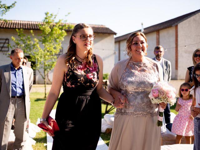 Il matrimonio di Raffaele e Monica a Cassolnovo, Pavia 35