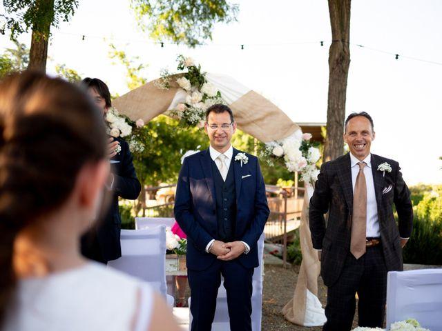 Il matrimonio di Raffaele e Monica a Cassolnovo, Pavia 36